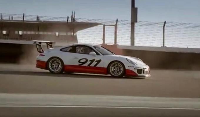 Porsche: Mark Webber protagonista di un test rivolto alla sicurezza [VIDEO]