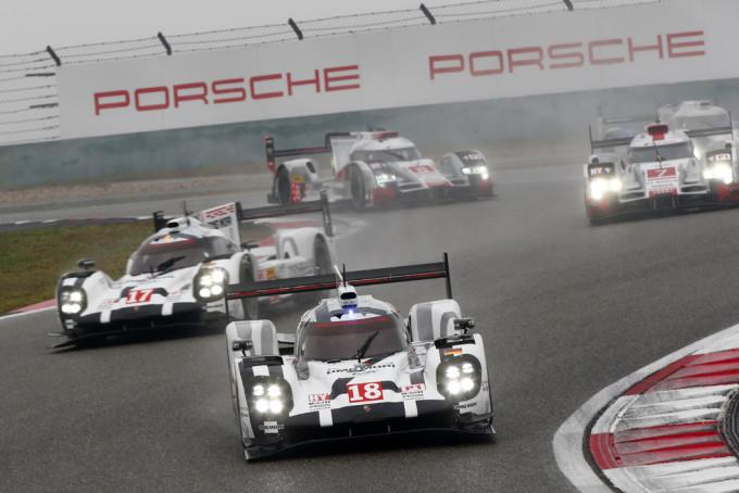 Mondiale Endurance 2015, Porsche chiude in trionfo con il titolo mondiale piloti