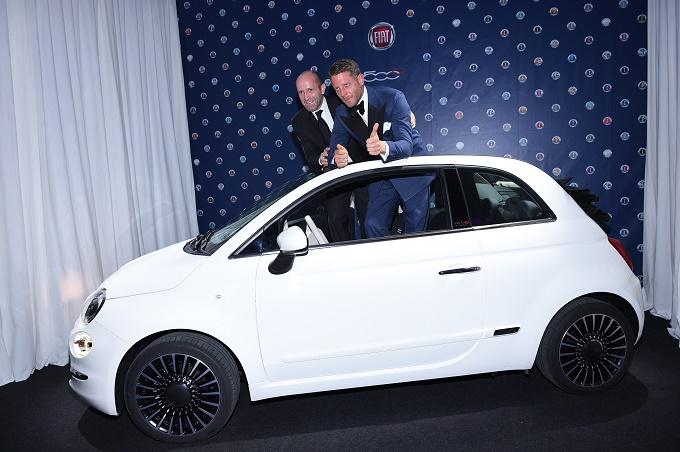 Fiat 500C: Garage Italia Customs la personalizzerà per Lady Gaga