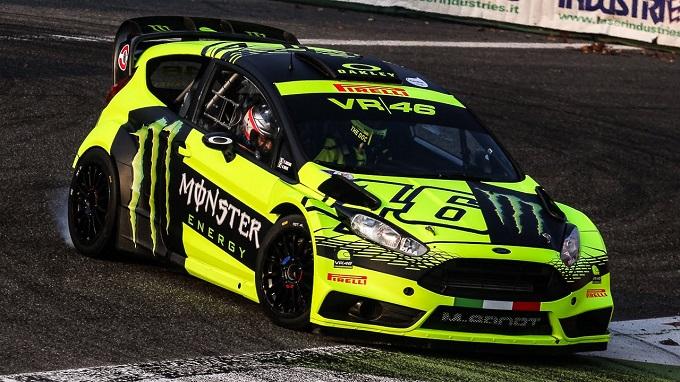 Monza Rally Show, si comincia!