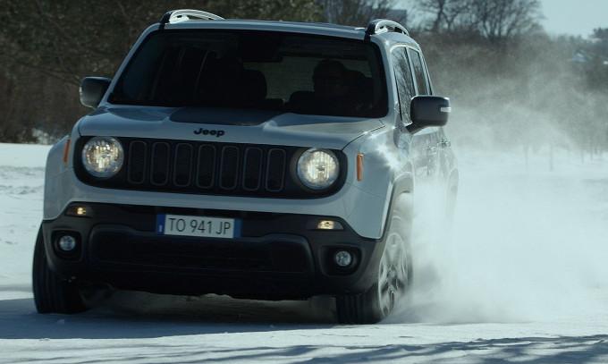 Jeep Renegade: on air il nuovo spot per vivere tutte le emozioni della stagione invernale [VIDEO]