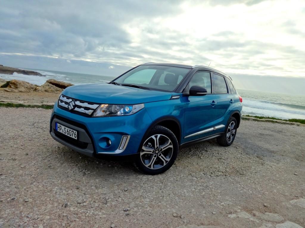 Nuova Suzuki Vitara dà appuntamento al porte aperte del 21 e 22 novembre