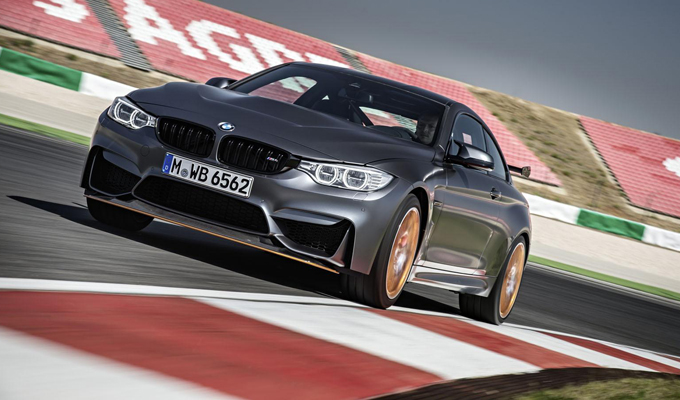 BMW M4 GTS: dovrebbero essere realizzati solo cinque esemplari al giorno [VIDEO]