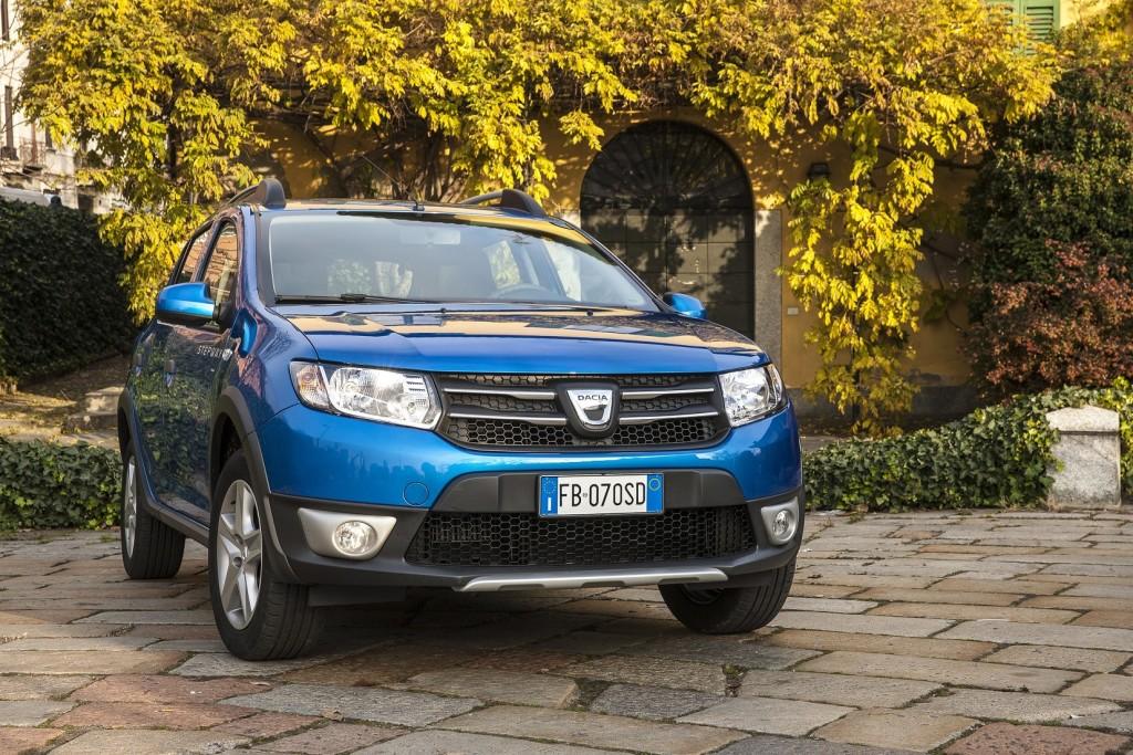 Dacia introduce il nuovo motore GPL turbo Euro 6