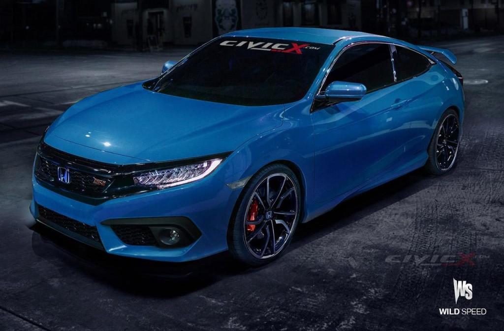Honda Civic Type S, la novità hot della coupé nipponica potrebbe offrire 230 CV