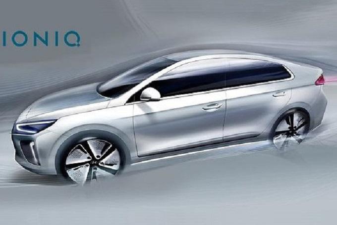 Hyundai IONIQ, due nuove anticipazioni dell'innovativa ibrida sudcoreana [TEASER]