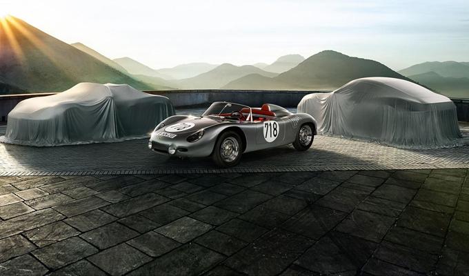 Porsche 718 Boxster e 718 Cayman: potrebbero essere mostrate nei primi mesi del prossimo anno