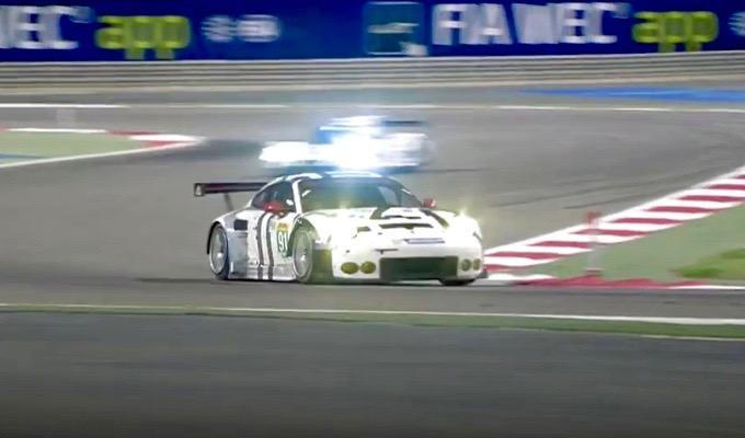 Porsche 911 RSR: espressione grintosa di una tradizione vincente [VIDEO]