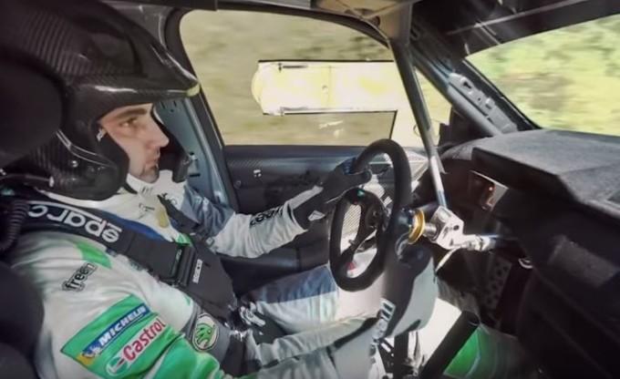 Skoda e il rally da vivere a 360 gradi a bordo della Fabia R5 [VIDEO INTERATTIVO]