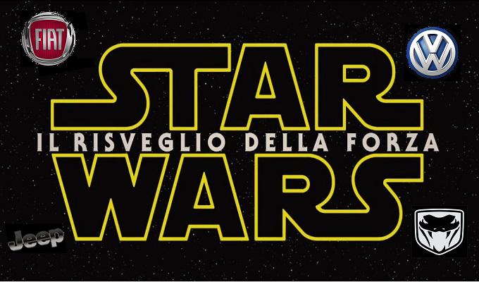 Star Wars: quando la Forza incontra le quattro ruote! [VIDEO]