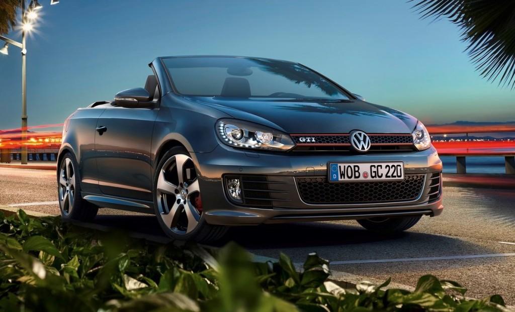 Volkswagen Golf GTI Cabriolet, disponibile in Germania con prezzi da circa 37.000 euro