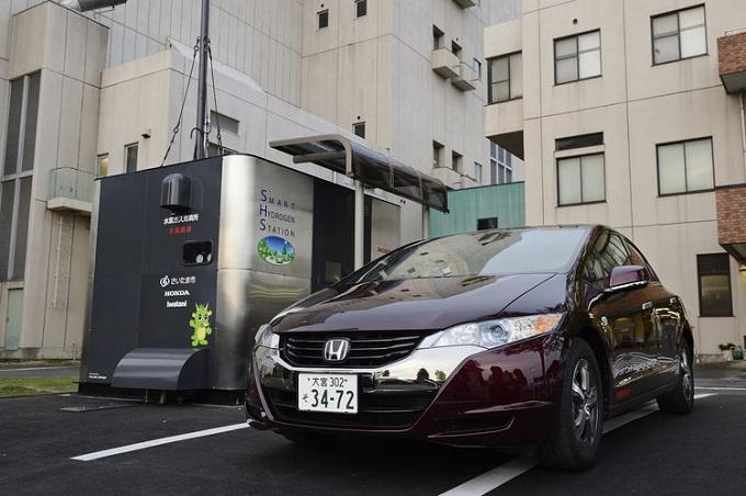 Honda presenta la gamma di tecnologie per la gestione dell'energia e della mobilità