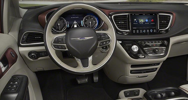 Chrysler Pacifica La Nuova Ibrida Fca Video