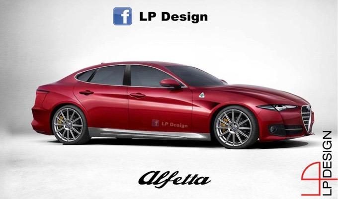 Alfa Romeo Alfetta News Alfa Romeo Alfetta Foto E Video