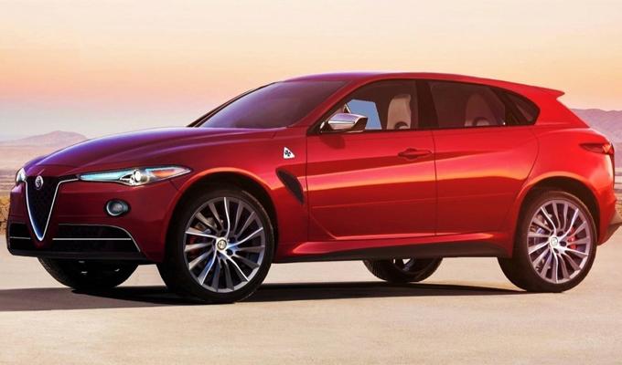 Alfa Romeo SUV: proposta sul web un'altra ipotesi di stile [RENDERING]