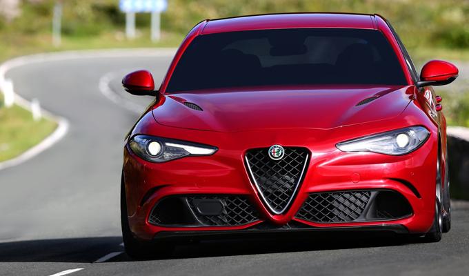Alfa Romeo Giulia: due esemplari avvistati ad Amsterdam [VIDEO]