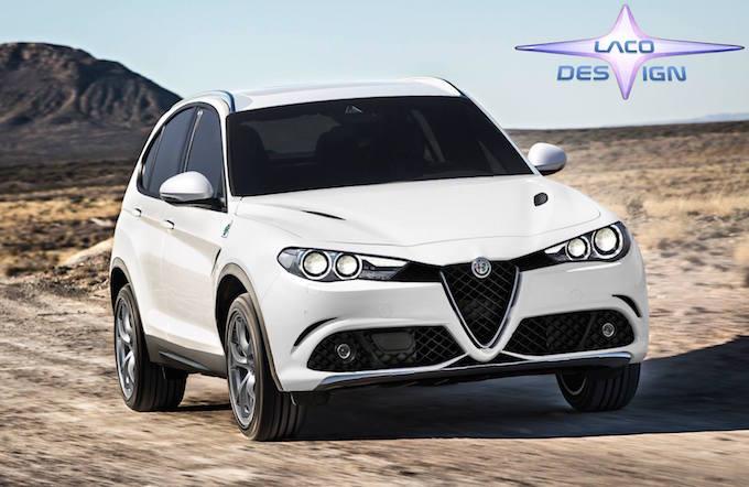Alfa Romeo SUV, si chiamerà Matta? [RENDERING]