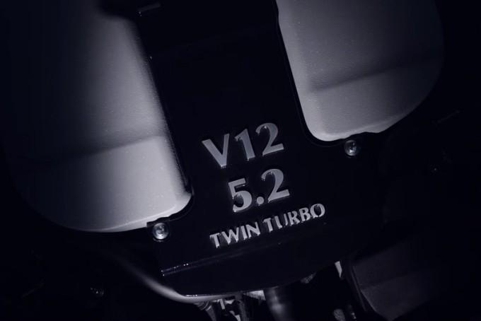 Aston Martin DB11, un VIDEO TEASER svela la presenza del motore V12 biturbo da 5.2 litri