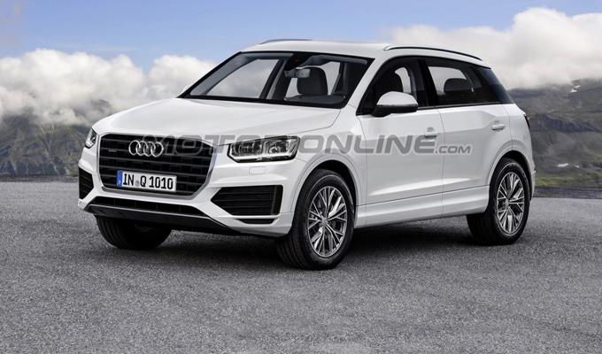 Audi Q2: un'ipotesi del prossimo crossover di Ingolstadt [RENDERING]