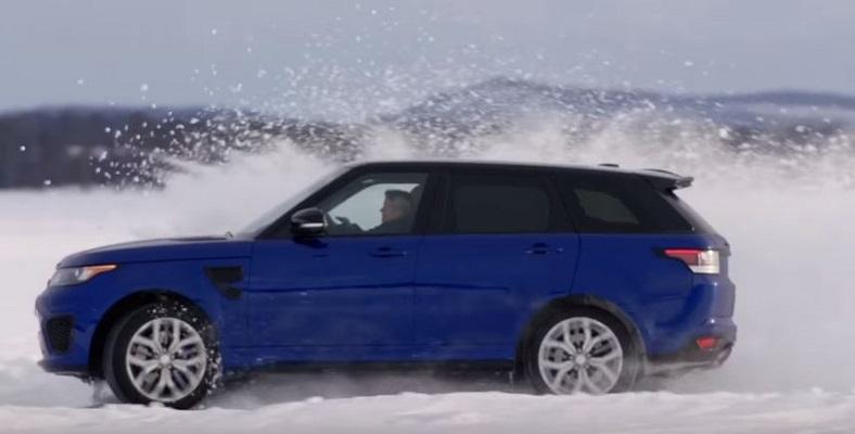 Land Rover Winter Driving Test Centre: Range Rover ci si diventa! [VIDEO]