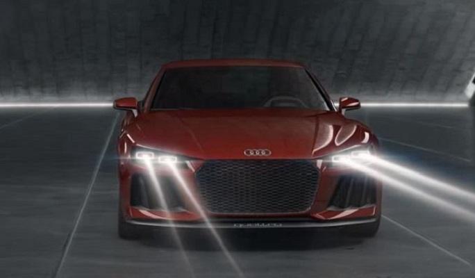 Audi Sport quattro: il concept ultratecnologico