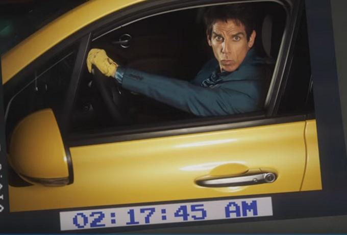 Nuova Fiat 500X: immortalata in uno spot al fianco di Derek Zoolander [VIDEO]
