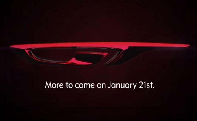 Opel GT Concept, nuova sportiva in arrivo al Salone di Ginevra 2016 [VIDEO TEASER]