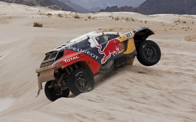 """Dakar 2016, nuova iniezione d'adrenalina con il terzo """"Best of"""" di Peugeot [VIDEO]"""