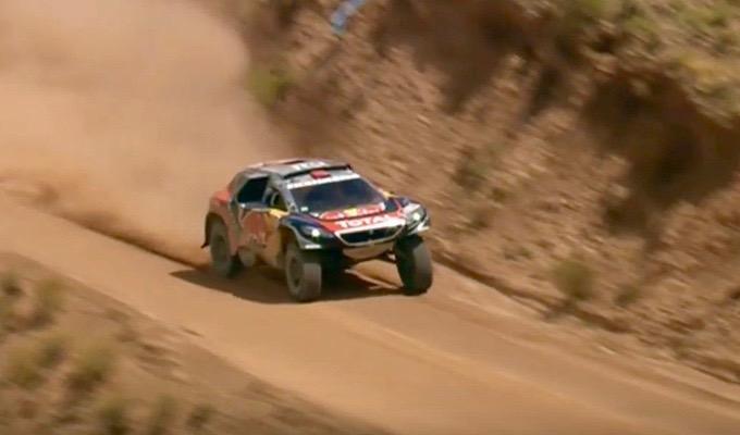 Dakar 2016: successo per Peugeot, Peterhansel torna a far ruggire il Leone nel deserto [VIDEO]