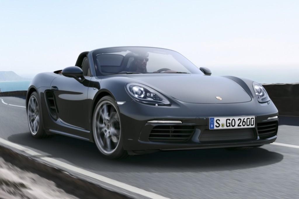 Porsche 718 Boxster: nuovo video ufficiale