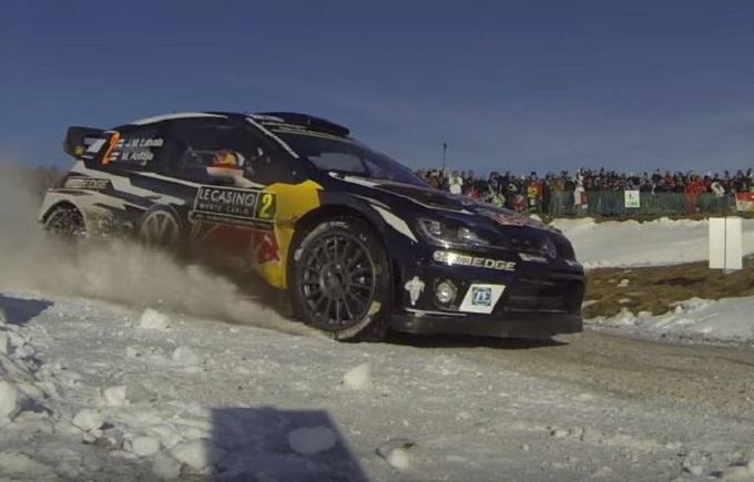 Rally di Montecarlo 2016: pieno d'adrenalina con gli spettacolari highlights di Michelin [VIDEO]