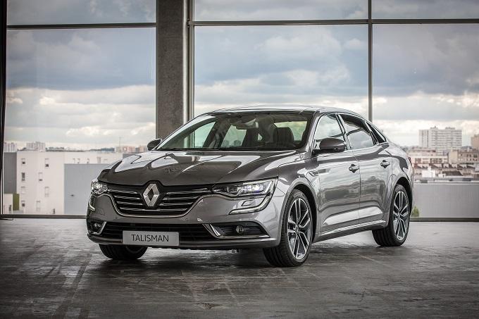 Renault Talisman, parte oggi la commercializzazione in Italia