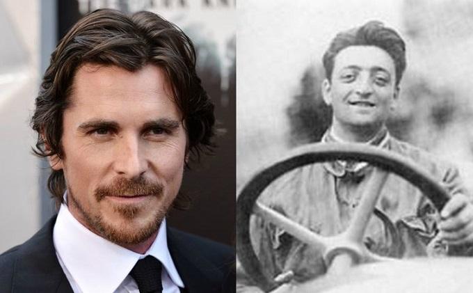 Film Enzo Ferrari: Christian Bale rinuncia, non sarà lui a interpretare il Drake