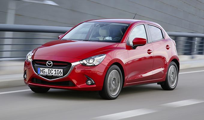 Mazda2, disponibile il nuovo motore diesel Skyactiv-D 1.5 da 105 CV