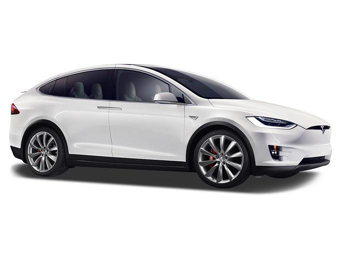 Tesla Model X- Pirelli Scorpion Zero Asimmetrico