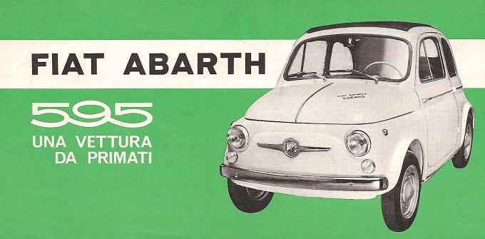 Abarth sarà protagonista di Automotoretrò 2016