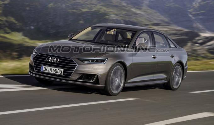 Audi a6 my 2017 un ipotetica visione della prossima for Quando esce la nuova audi q3 2018