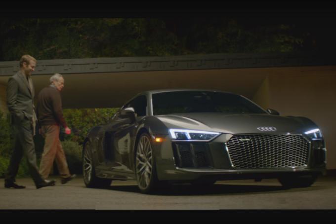 Super Bowl 2016, gli spot delle Case automobilistiche: Audi R8 e le altre [VIDEO]