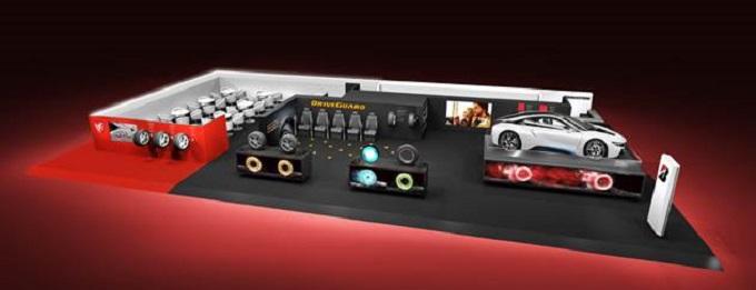 Bridgestone: a Ginevra tutte le novità del 2016