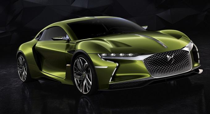 DS E-Tense: l'auto elettrizzante e performante che anticipa il futuro [VIDEO]