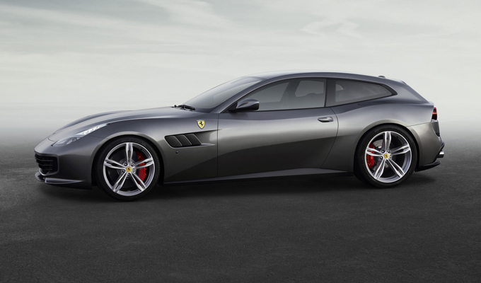 Ferrari GTC4Lusso: uno sguardo agli interni della nuova sportiva 2+2 [VIDEO]