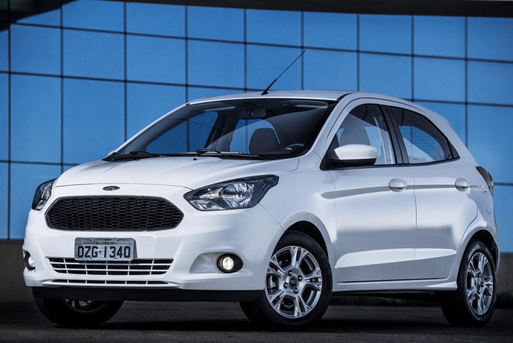 Ford ka il nuovo modello sta per arrivare in europa for Iqos nuovo modello