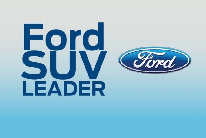 Ford introdurrà quattro nuovi SUV entro il 2020 [VIDEO]