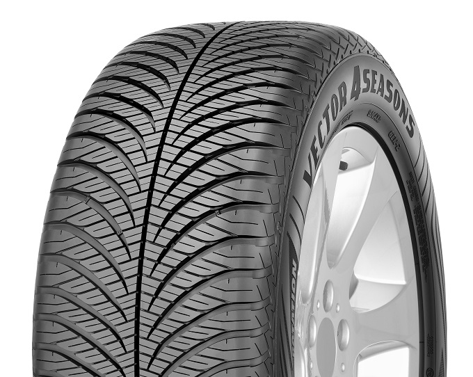 Ford sceglie Goodyear Vector 4Seasons per Fiesta, Focus, Galaxy, C-Max e S-Max