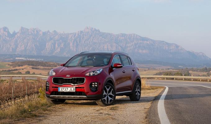 Kia Sportage MY 2016: riflettori sul nuovo SUV dal 15 al 21 febbraio [VIDEO]