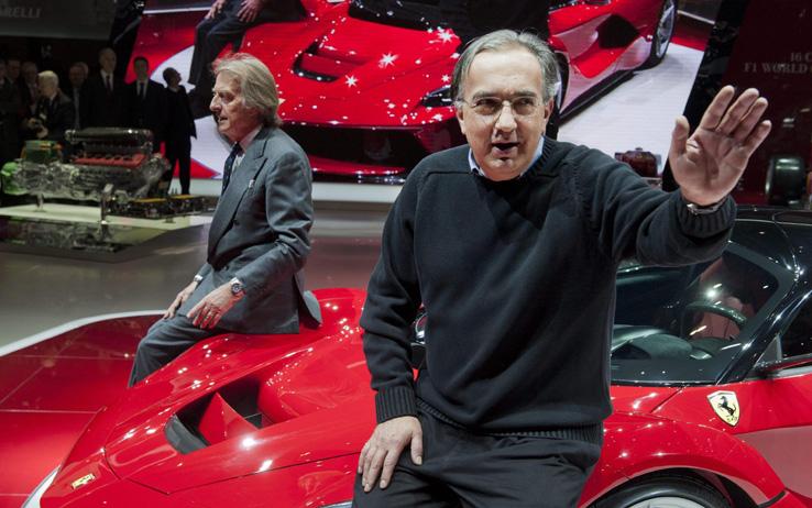 Ferrari non produrrà un crossover, parola di Marchionne