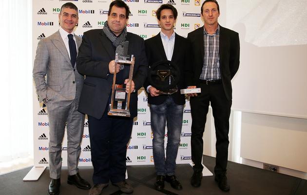 Porsche Carrera Cup Italia: premiati i Campioni della stagione 2015