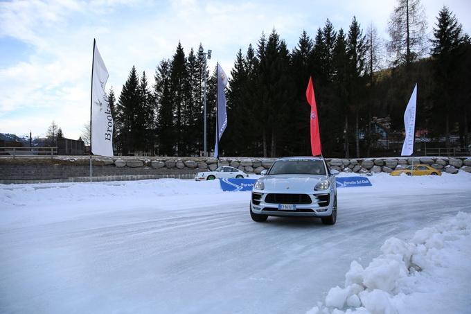 San Sicario, il Porsche sci Club si sposta in Piemonte