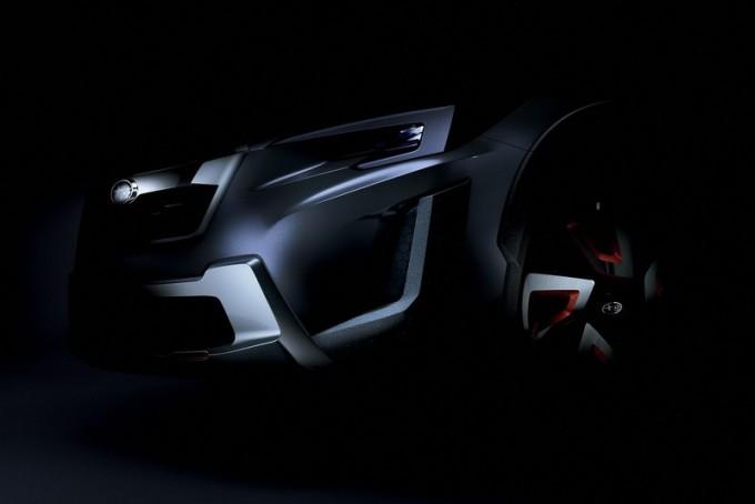 Subaru XV Concept: anticipazione della nuova generazione che vedremo a Ginevra 2016 [TEASER]