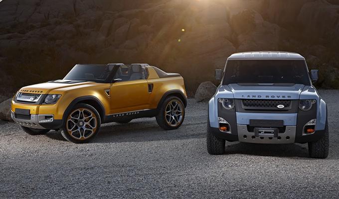 Nuovo Land Rover Defender rimandato al 2019?
